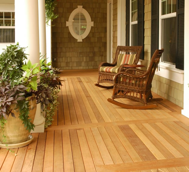 Porch Upkeep Tips