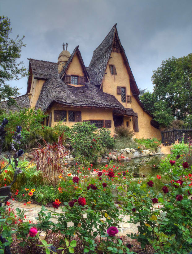 20th-Century Storybook Homes