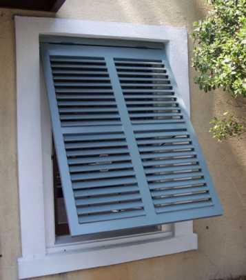 Bermuda shutters
