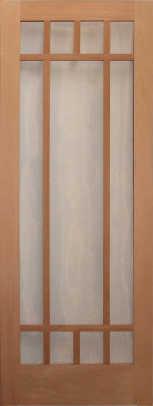 'Chesapeake' is a standard in the Craftsman screen-door line.