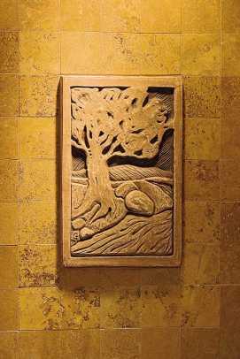 A scenic tile from Tile Restoration Center.