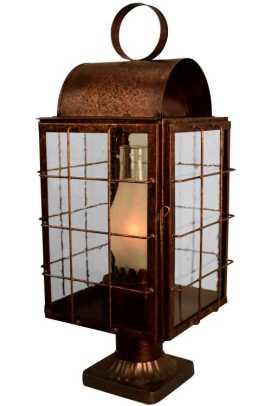 lanternland newport-harbor-pier-mount-column-light-nautical-copper-lantern-1