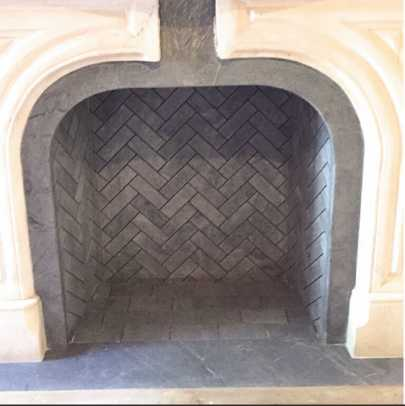 soapstones fireplace surrounds