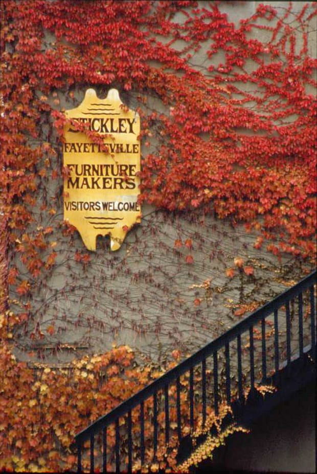 The New Stickley Museum, Fayetteville New York