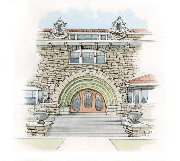 Arts & Crafts Architecture