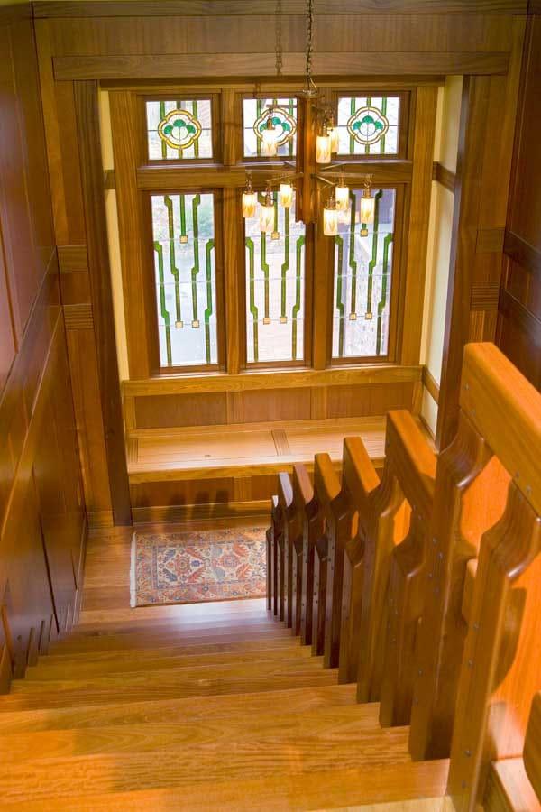 Transom Windows A Useful Design Element: Pretty Windows - Design For The Arts & Crafts House