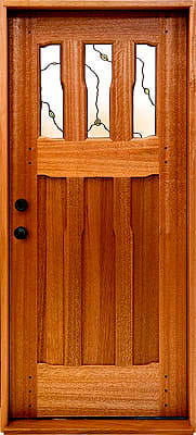 Windows doors with style design for the arts crafts for International decor doors