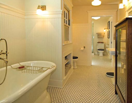 Inspired Bathrooms Design For The Arts Amp Crafts House