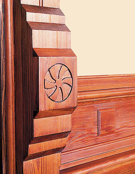Carlisle Auto Salvage >> Millwork and Shutter Products - Design for the Arts & Crafts House | Arts & Crafts Homes Online
