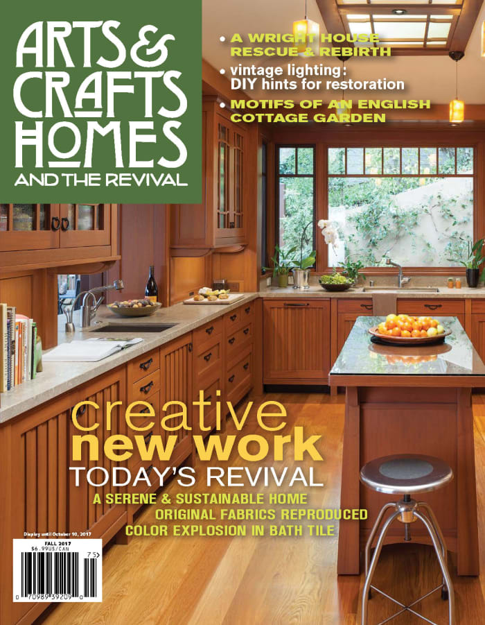Arts & Crafts Homes, Fall 2017
