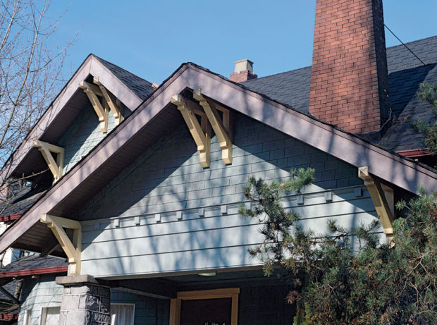 Bungalow Gables - Design for the Arts & Crafts House ...