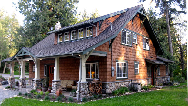 Tiny Cabin To Craftsman Bungalow Design For The Arts