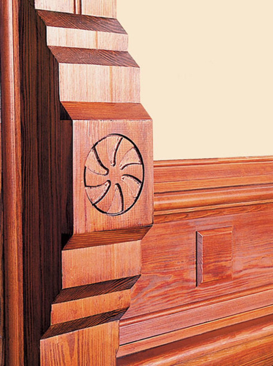 Hull Historical Millwork