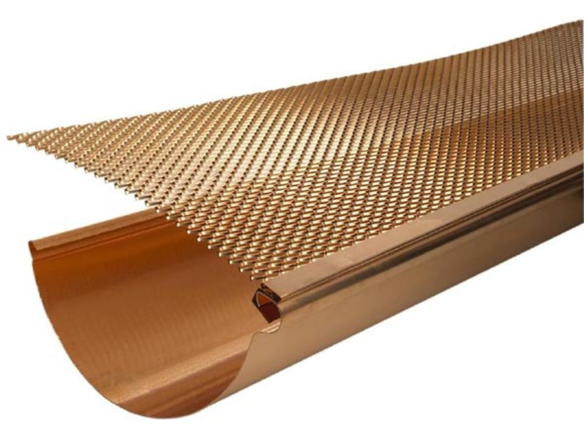 Classic Gutter Systems Arts Amp Crafts Homes And The
