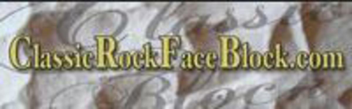 Classic Rockface Block