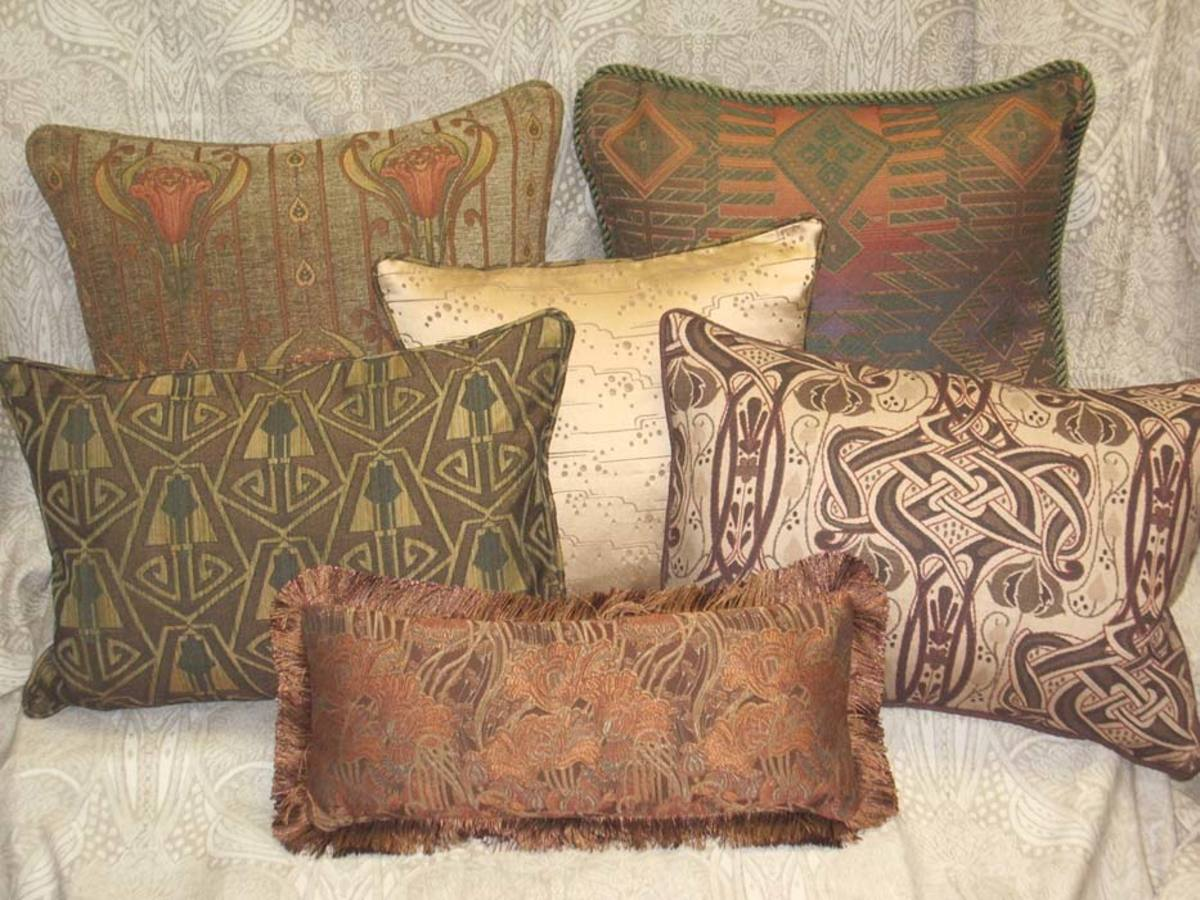 Archive Edition Textiles pillow kits