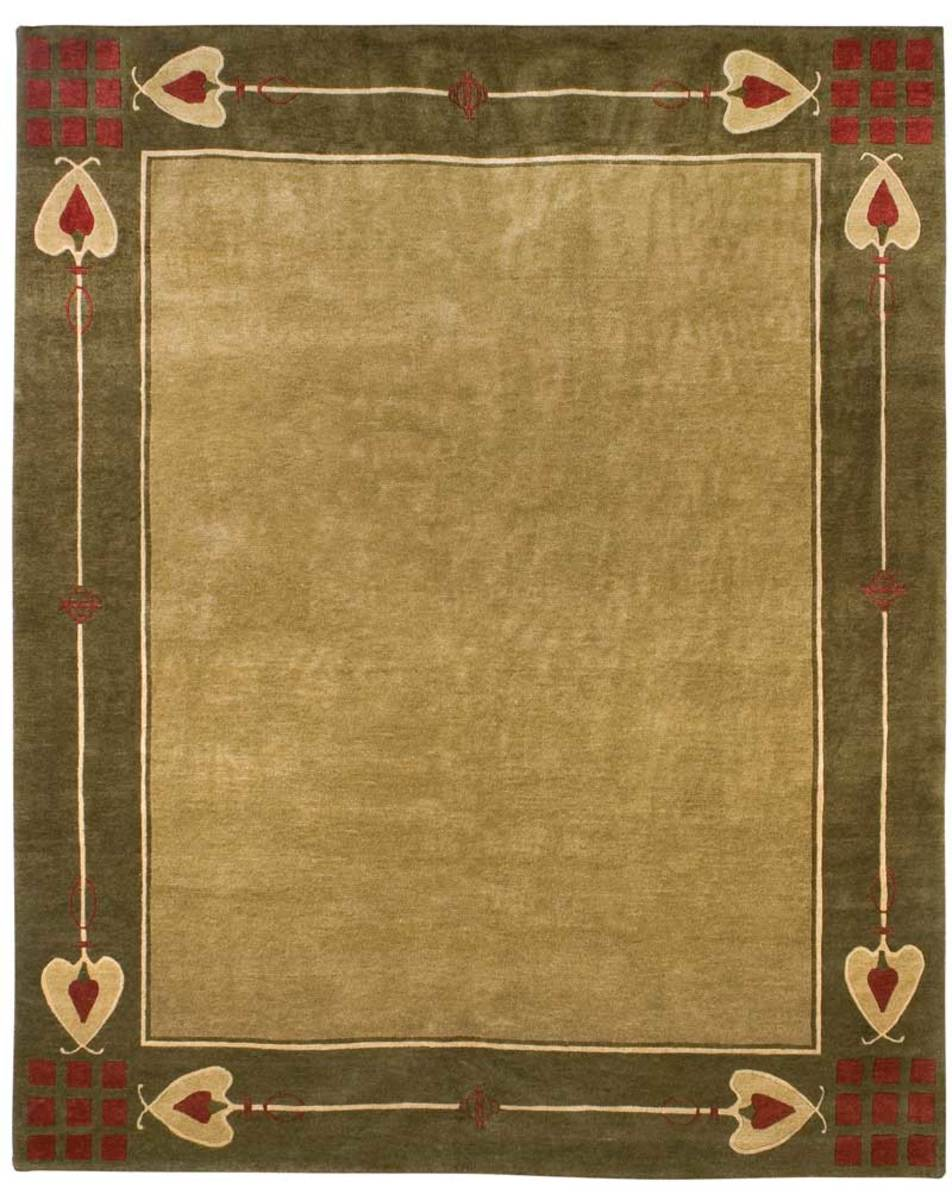 Stickley Highland Park design rug