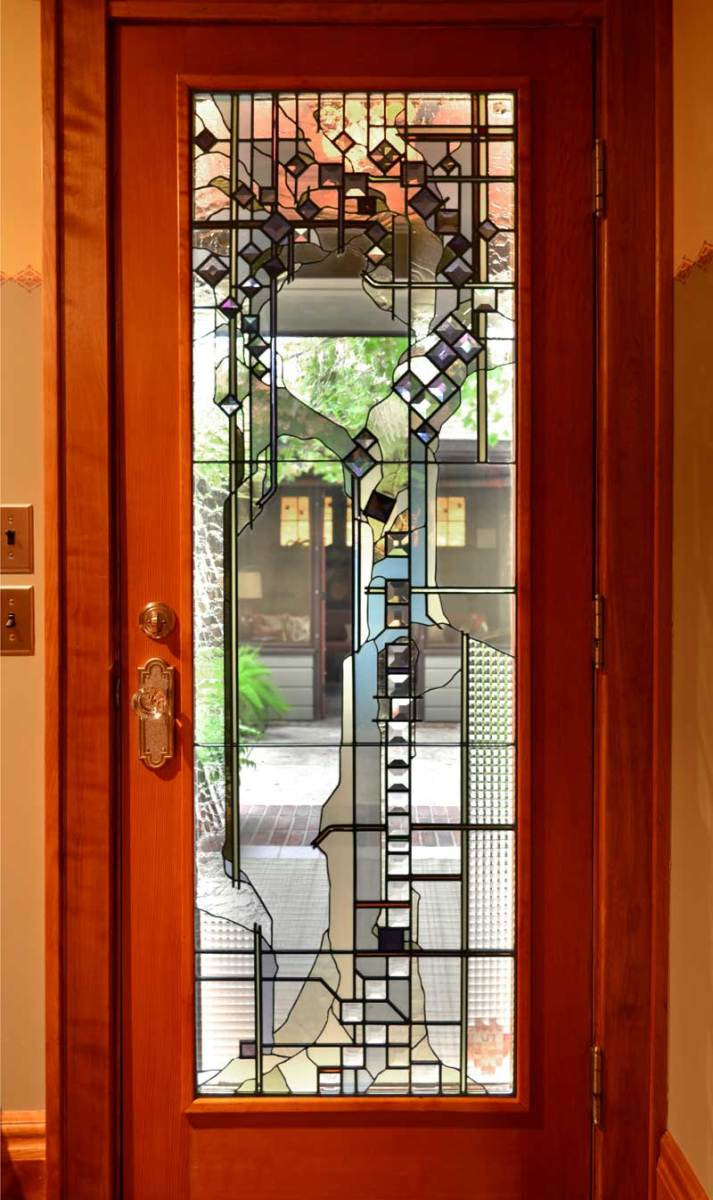 The Art Of A Glass Door Design For The Arts Amp Crafts