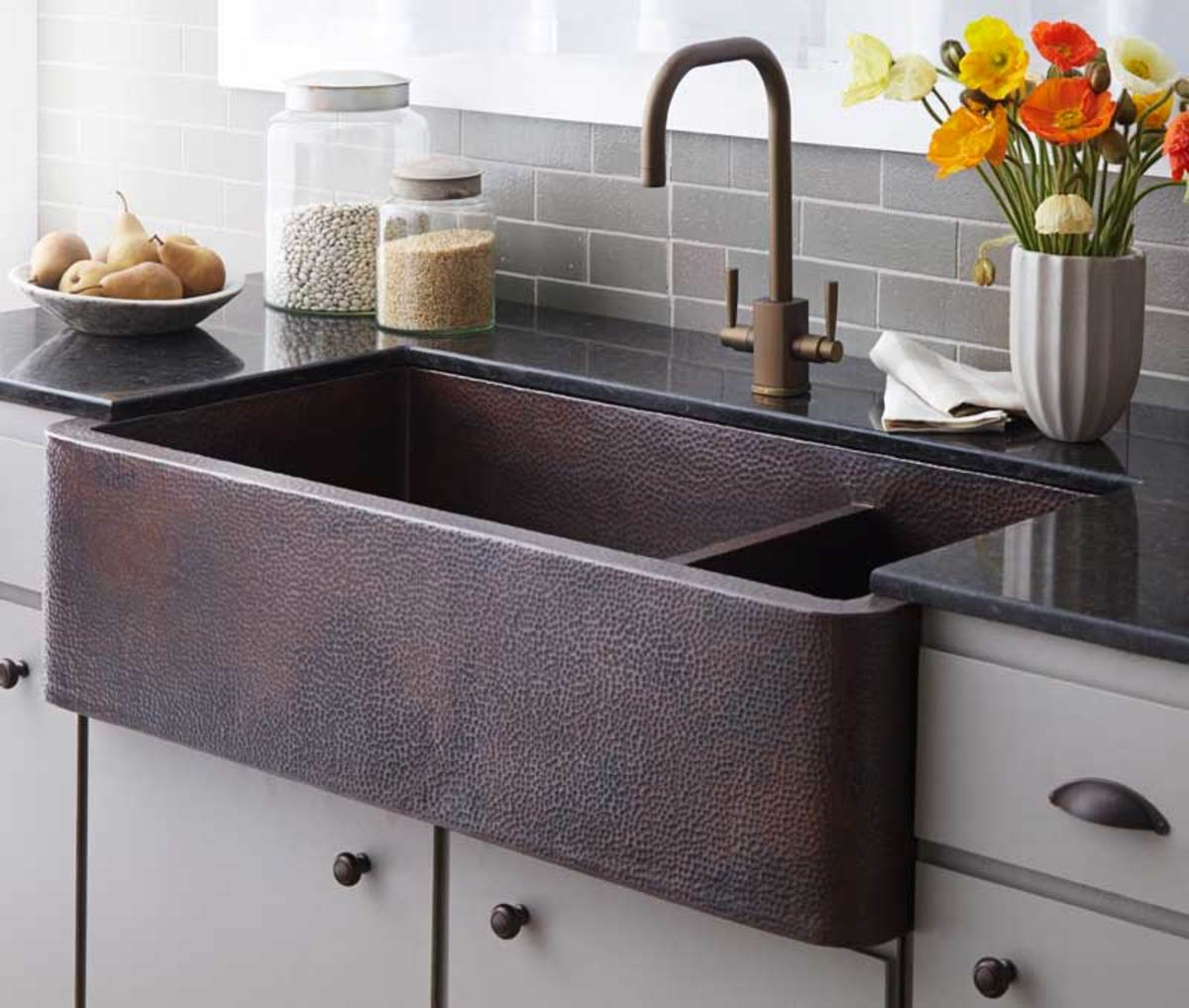 Native Trails launched its first line of copper sinks in 2003.