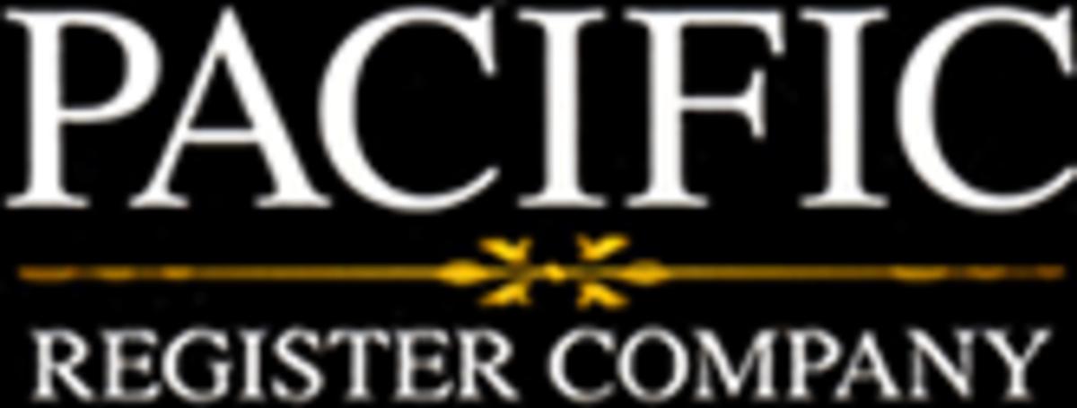 pacific register company