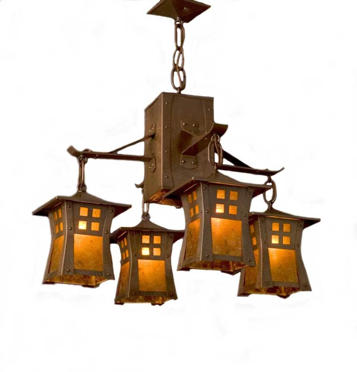'Riverside' (Craftsman Copper)
