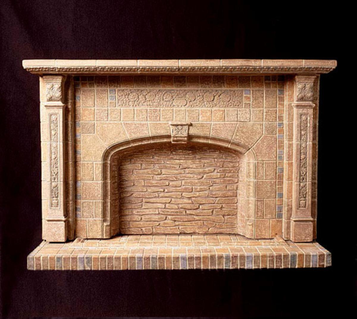 batchelder tile then u0026 now arts u0026 crafts homes and the revival