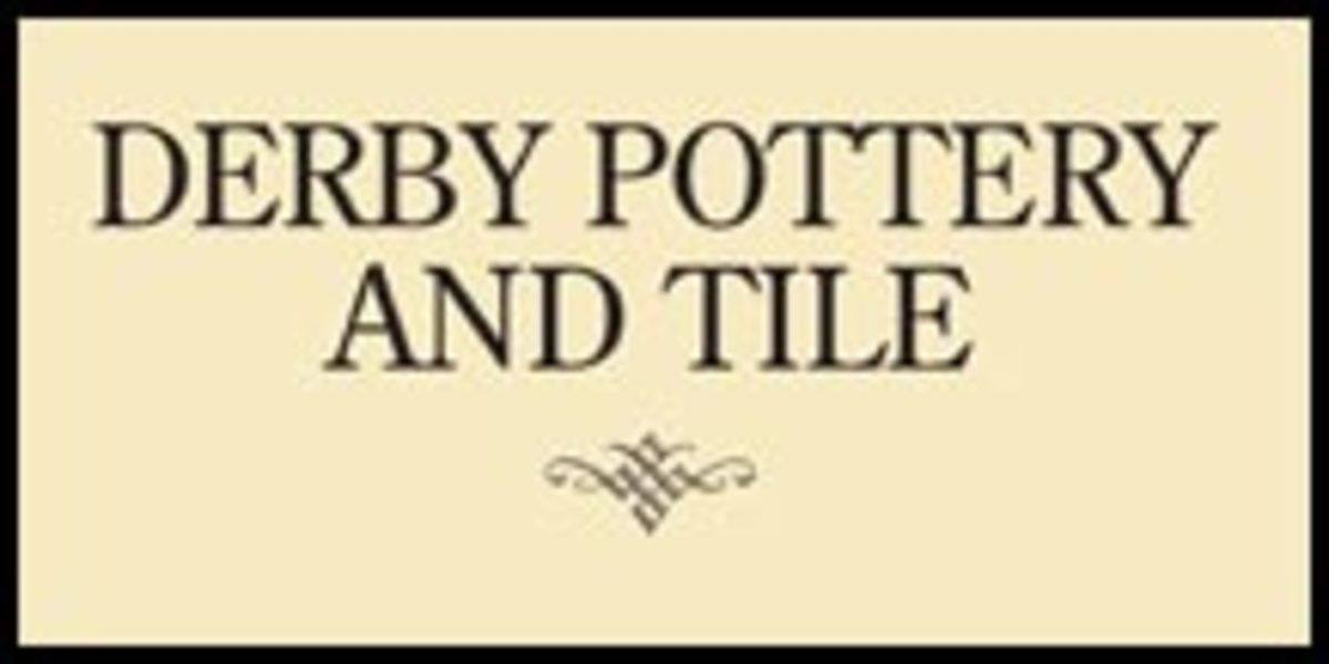 Derby Pottery & Tile logo