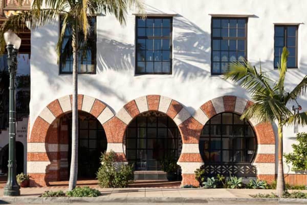 Santa Barbara architecture