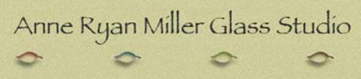 Anne Ryan Miller Glass Studio Logo