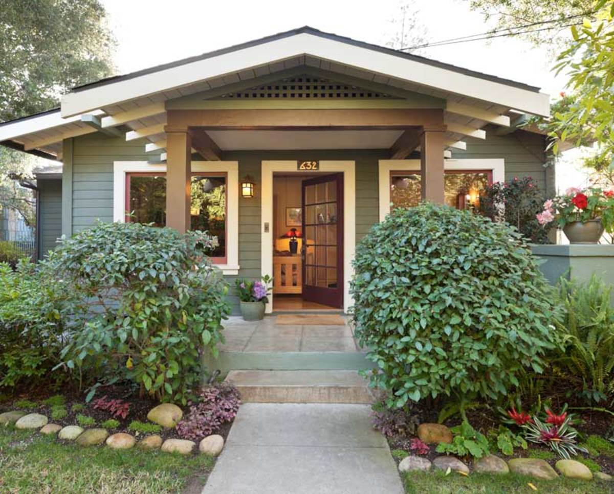 Santa Barbara bungalow