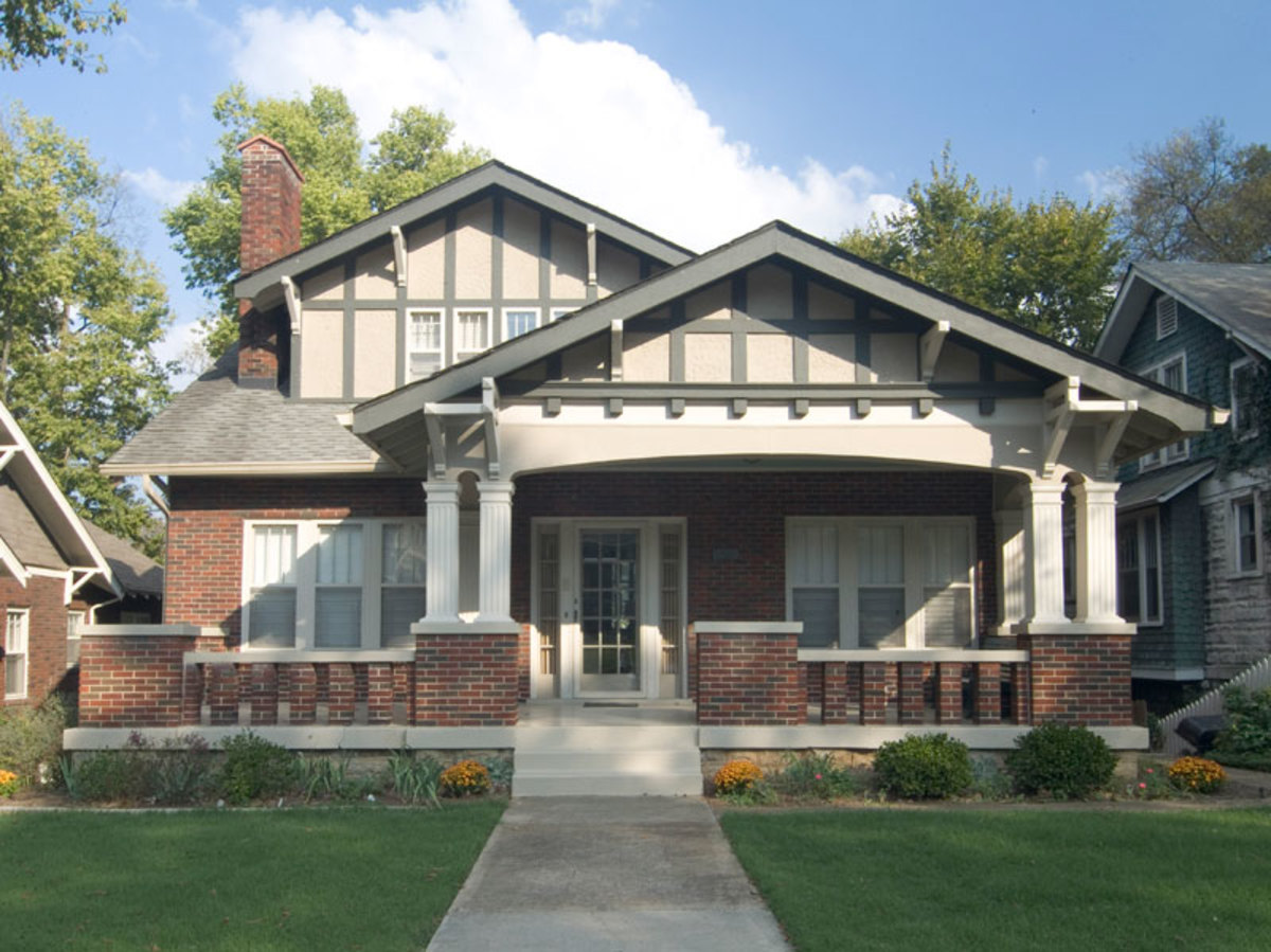 Good Craftsman Style Gables 2 Pinterest