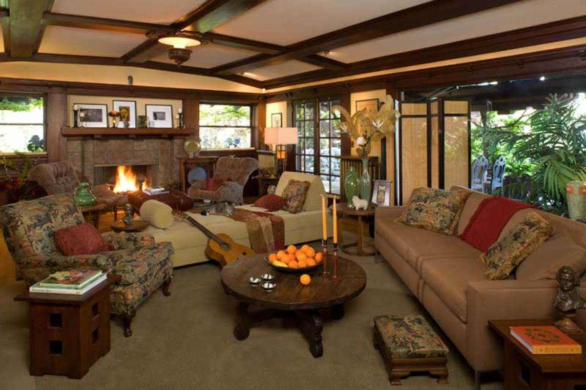 Dreaming up a craftsman in portland oregon arts - What is a craftsman home ...