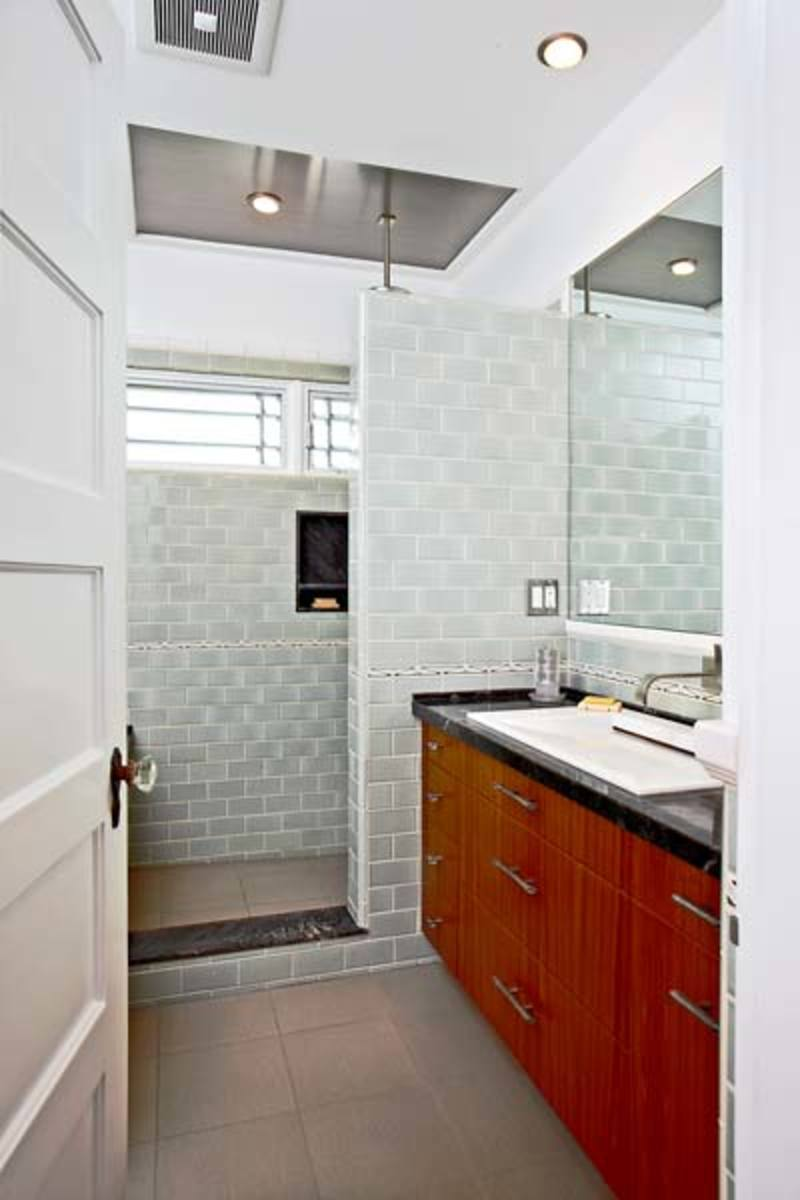 Inspired Bathrooms - Design for the Arts & Crafts House | Arts ...