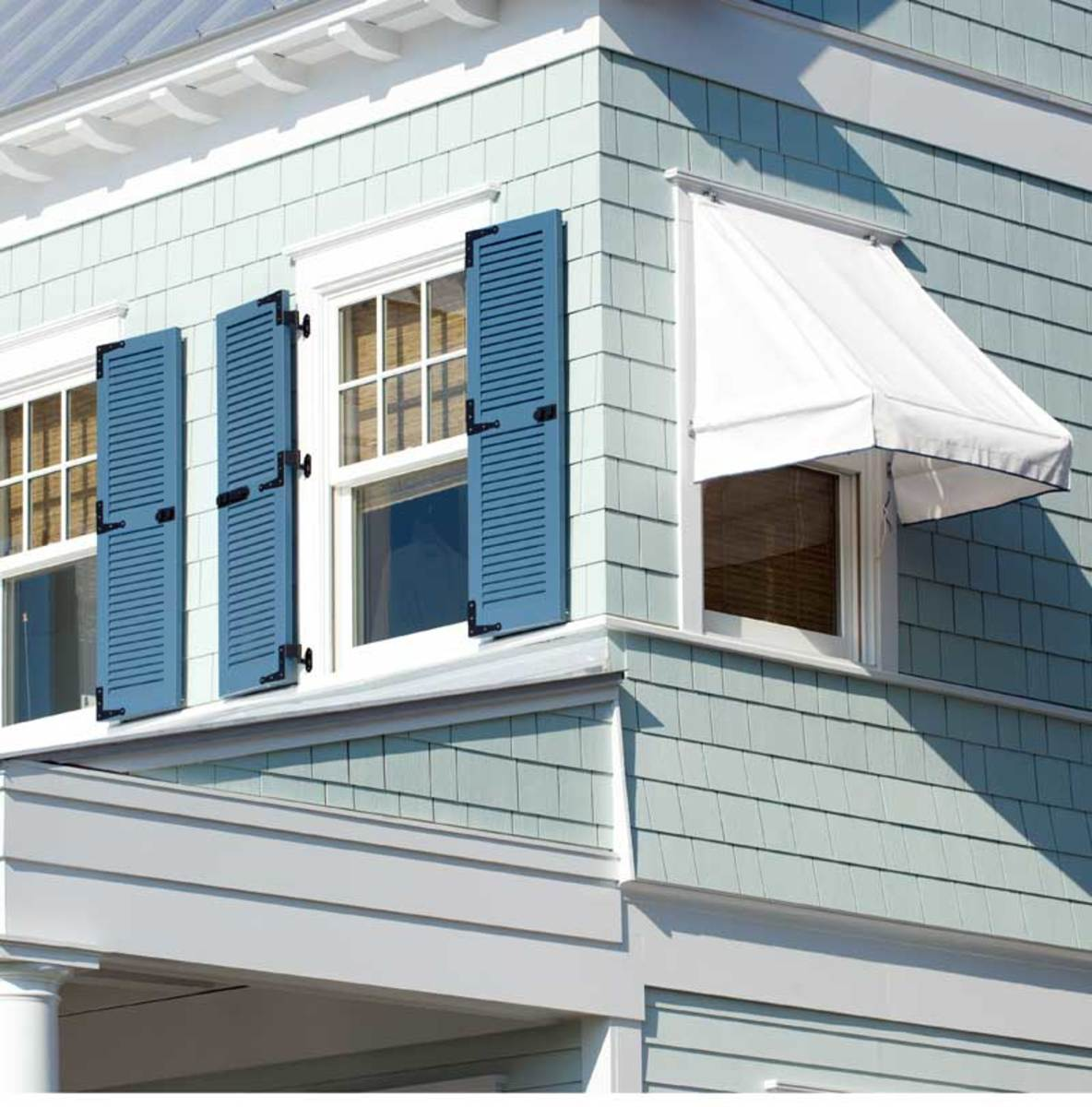 the practical appeal of window awnings arts crafts homes and