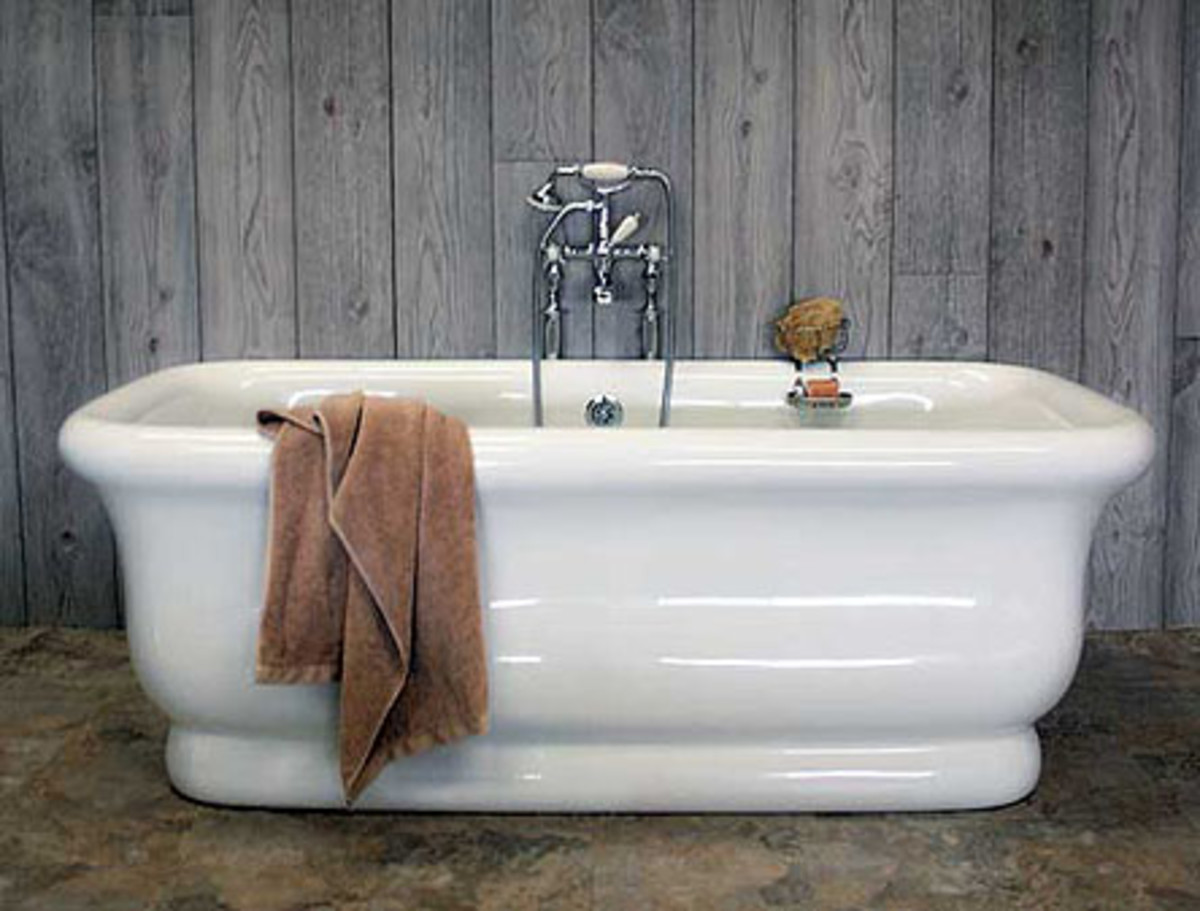 Bathrooms Vintage & New - Design for the Arts & Crafts House | Arts ...