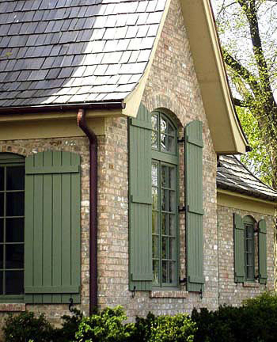 Storybook And Classic Shutters For Arts Crafts Style Homes Arts Crafts Homes And The Revival