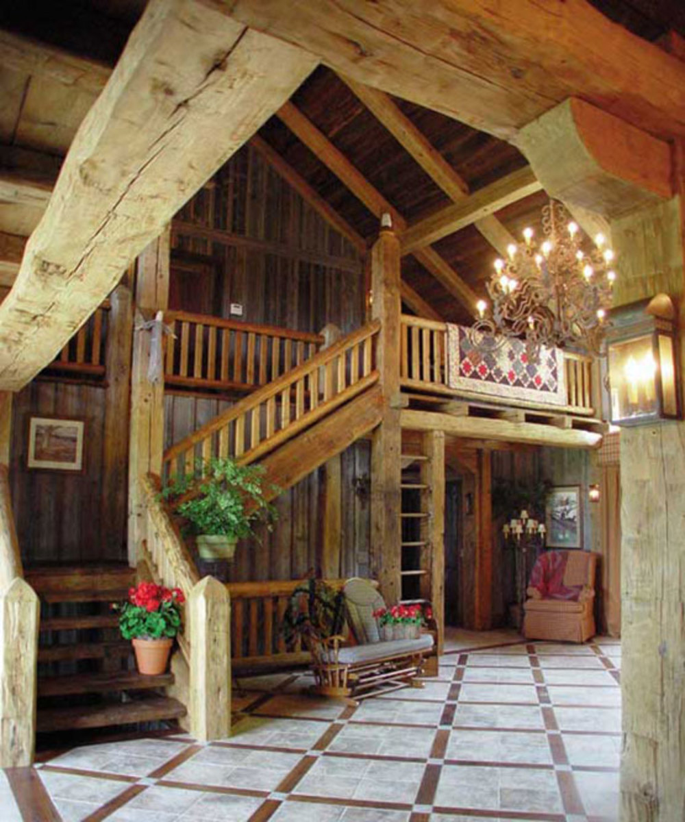 Conklin's Authentic Barnwood & Beams