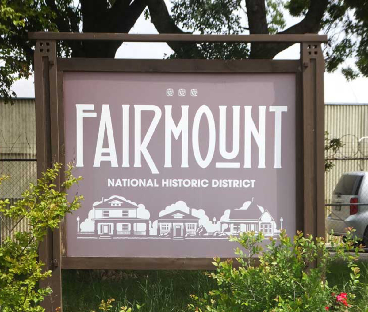 Fairmount National Historic District