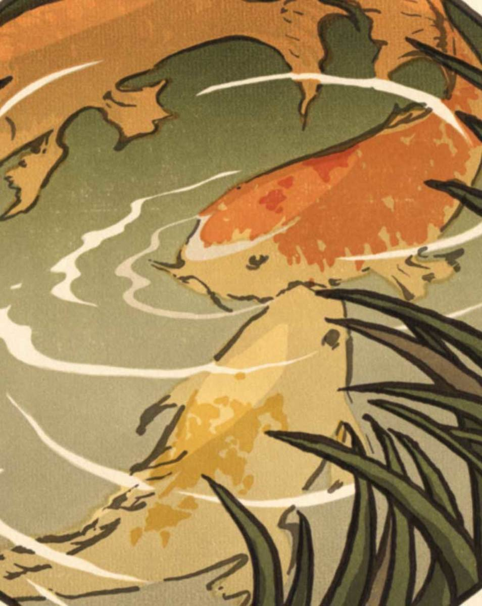 Motifs of the Revival: Fishes - Design for the Arts & Crafts House ...