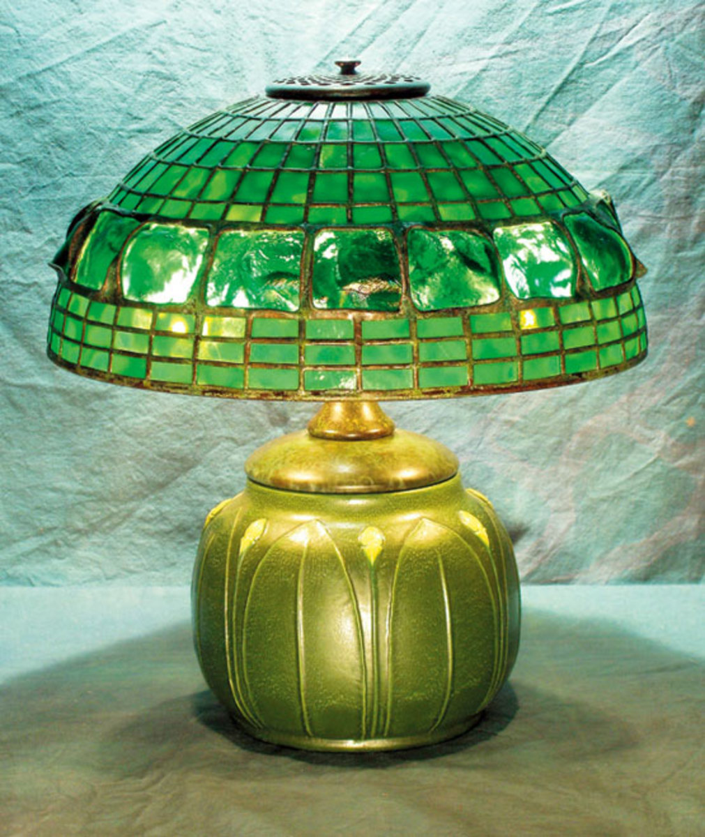 A Revival Of Art Lamps Arts Amp Crafts Homes And The