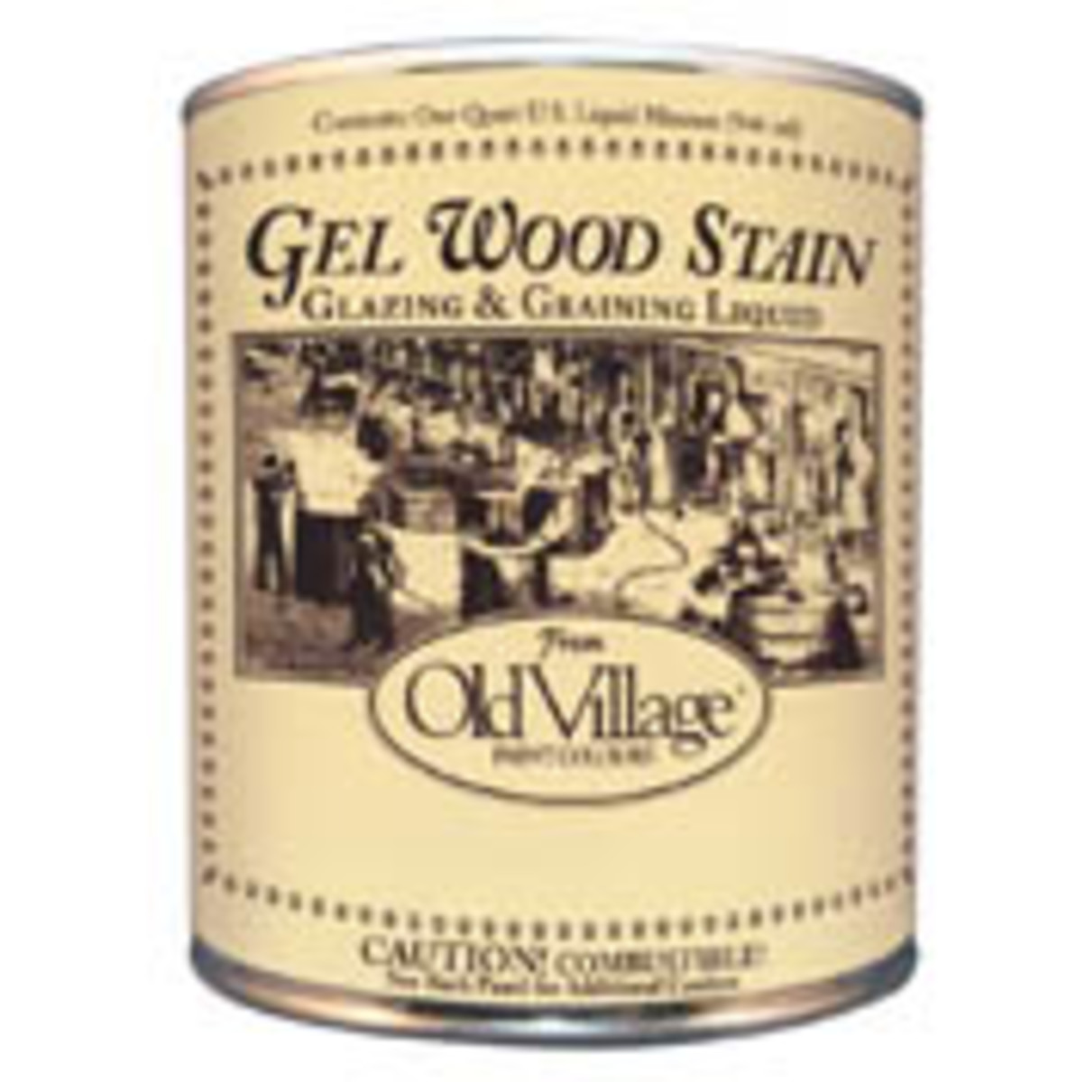 Old Village Paints
