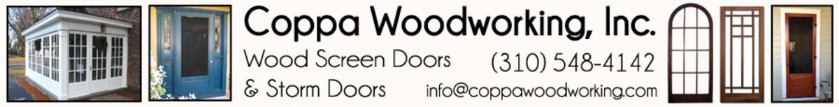 coppa woodworking logo