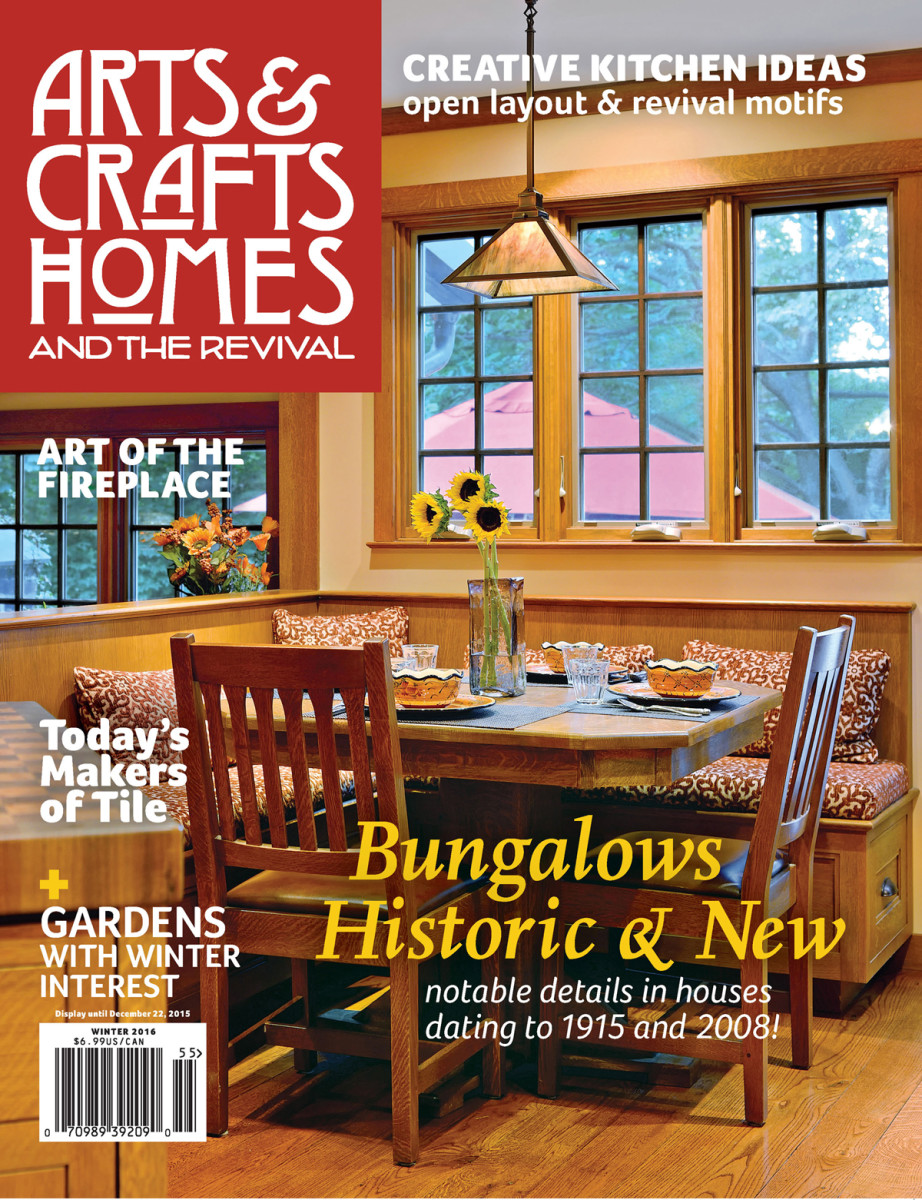 Arts & Crafts Homes 2015 Annual Resource Guide