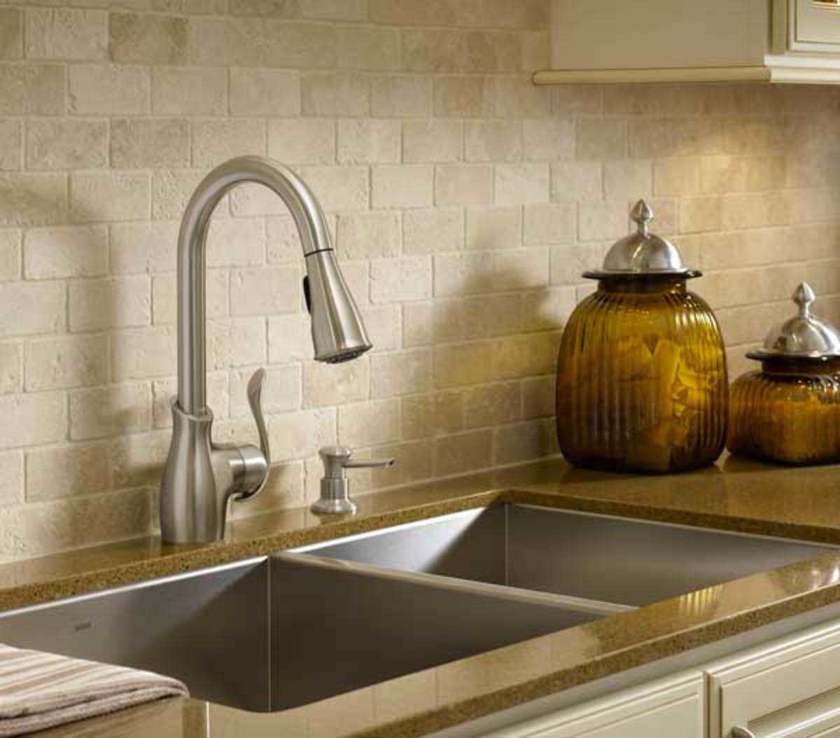 Harrington Brass Works Kitchen Faucets