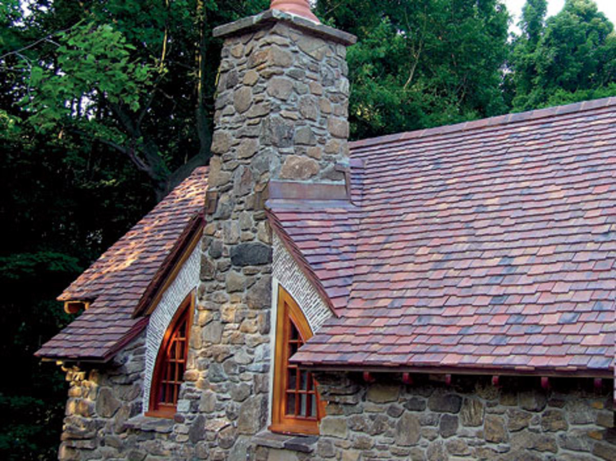 The Nostalgic Roof Arts Crafts Homes And The Revival