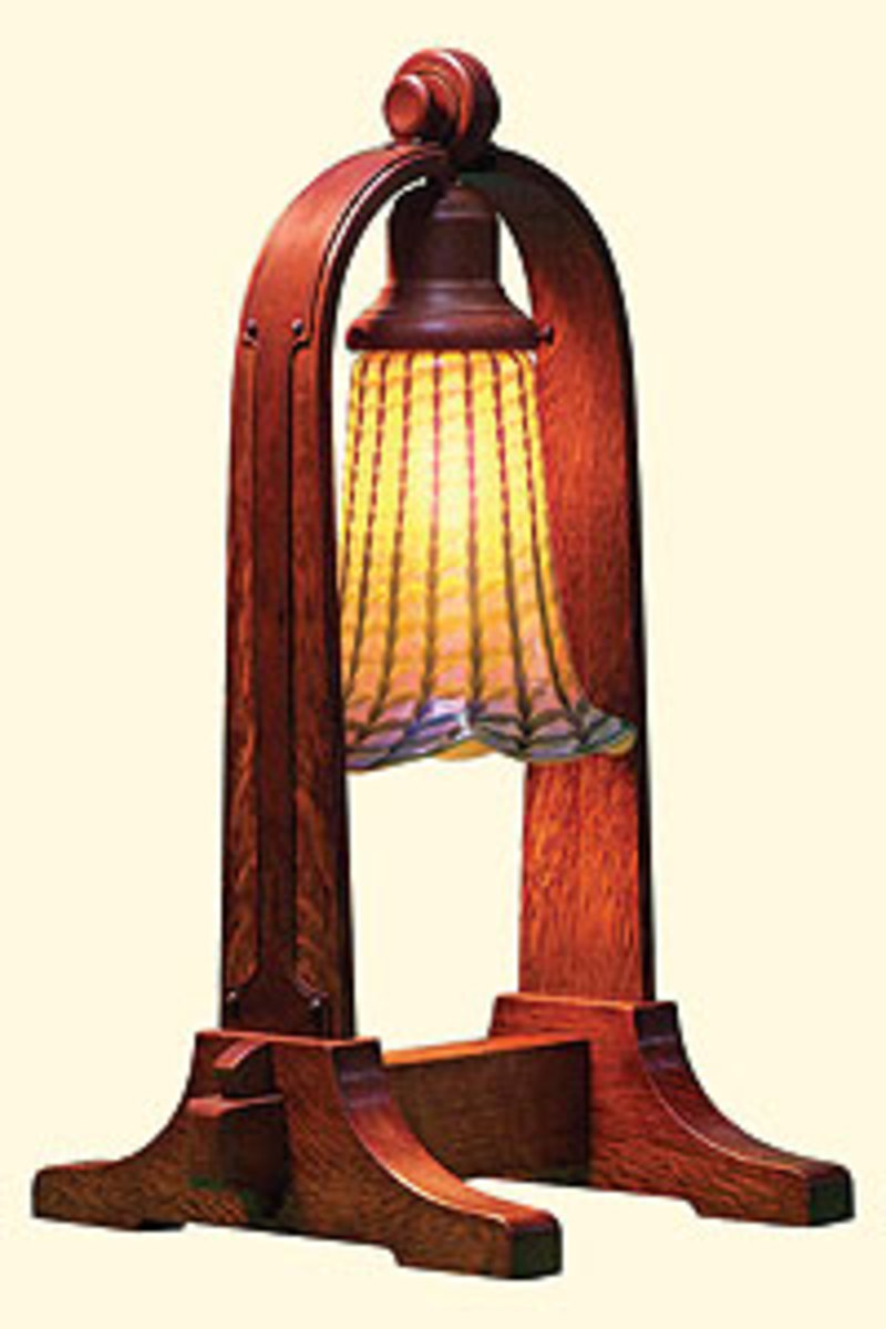 Onwijs Lamps & Lighting, Inside and Out - Design for the Arts & Crafts XR-48