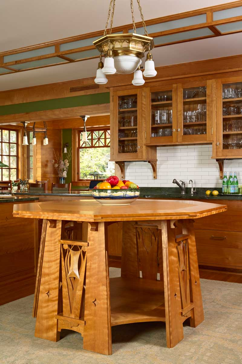 Craft For Kitchen A Kitchen Of Art And Craft Arts Crafts Homes And The Revival