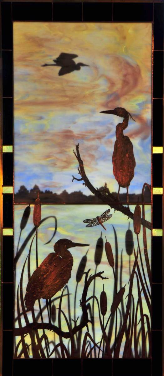 Art Glass by Anne Ryan Miller