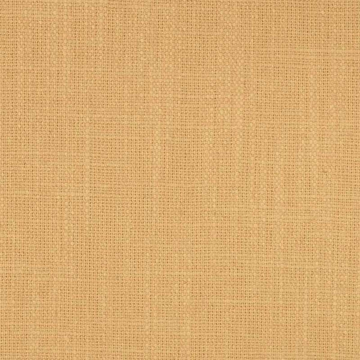 Heavy linen with a peel-away backing like this from Tri-Kes are available in bungalow-friendly colors.