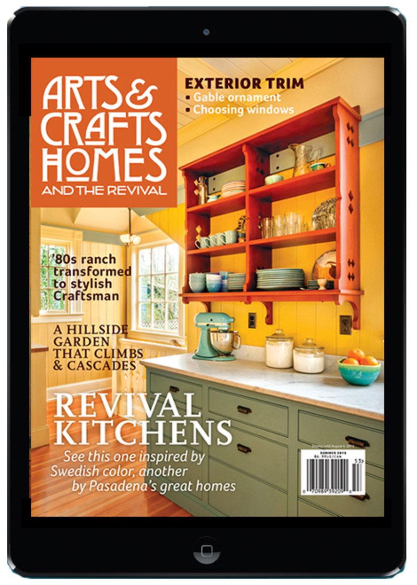 arts & crafts Homes digital edition
